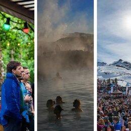 Top 10 des festivals qui ont lieu dans des endroits insolites
