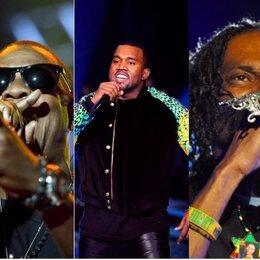 Welke rappers hebben de meeste ping ping en bling bling?