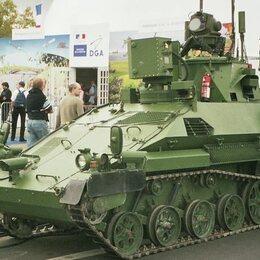 tank fran ais 10 robots tueurs qui ont jamais chang les champs de bataille. Black Bedroom Furniture Sets. Home Design Ideas