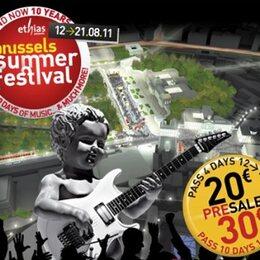 Brussels Summer Festival : à ne pas manquer !