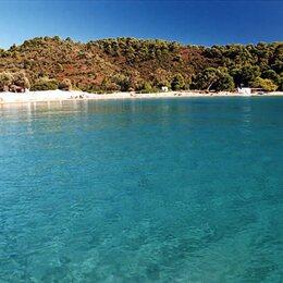 Banana Beach (Skiathos - Grèce)