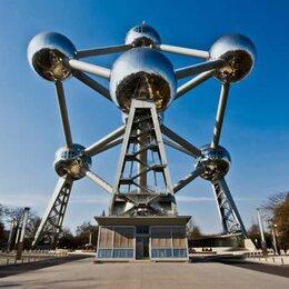 Atomium, Brussel - België
