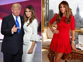 De stijl van Melania Trump: van topmodel tot first lady