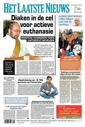 Het Laatste Nieuws/Dendermonde