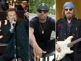 Van deze muzikanten namen we afscheid in 2017