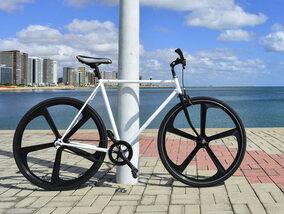 Zijn dit de fietsen van de toekomst?
