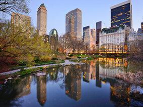 De 25 mooiste parken ter wereld