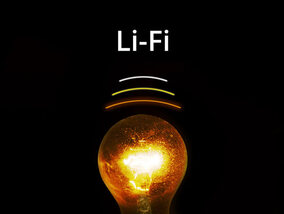 Wat je moet weten over LiFi of datacommunicatie via LED-lampen