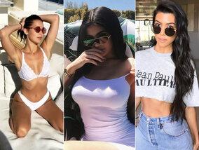 Dit zijn de beste selfieposes van de celebrities