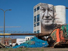 Le Street Art donne vie aux murs d'Ostende lors du Crystal Ship