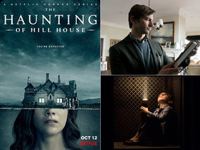 Sidder en beef, met The Haunting of Hill House!
