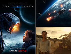 Nu op Netflix: Lost in Space