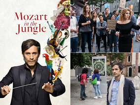Mozart in the Jungle: seks, drugs en klassieke muziek!