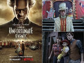 Nieuwe spijtige gebeurtenissen op Netflix, met het tweede seizoen van 'A Series of Unfortunate Events'