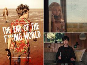 The End of The F***ing World: gitzwart en gruwelijk goed