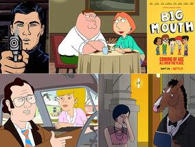 Grofgebekt en grappig: animatieseries voor volwassenen op Netflix