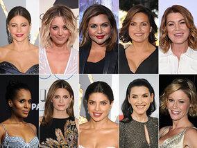 Top 10 des actrices de séries qui gagnent le gros lot !