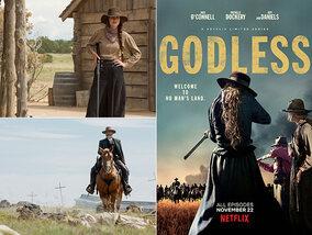 Netflix presenteert ... 'Godless': welkom in niemandsland!