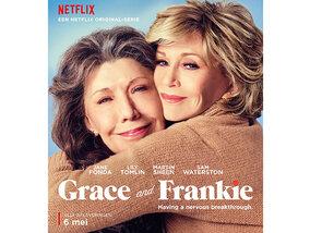 Wat als je man ineens uit de kast komt? Vraag het aan 'Grace and Frankie'!