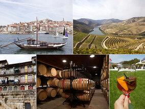 Porto proeven in Portugal