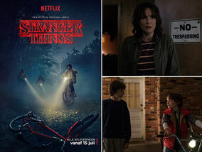 Stranger Things: mysterieus en intrigerend