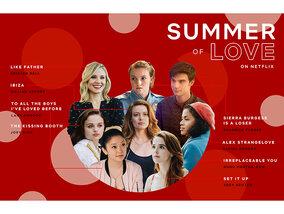 Love is in the air: deze zomer word je helemaal verliefd op Netflix