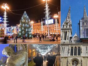 Zagreb, een originele kerstbestemming