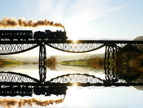 Twaalf onvergetelijke treinreizen