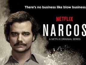'Narcos', het verhaal van Pablo Escobar