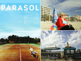 Onder de 'Parasol' van Valéry Rosier