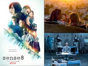Nu op Netflix: Sense8, seizoen 2!