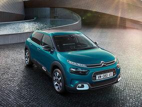 Wereldpremière voor de nieuwe Citroën C4 CACTUS in Paleis 4