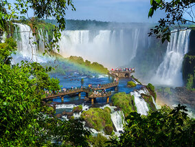 À la découverte de l'Amérique du sud