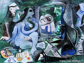 Bewonder Picasso in deze musea