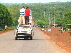 Dit zie je alleen in Afrika