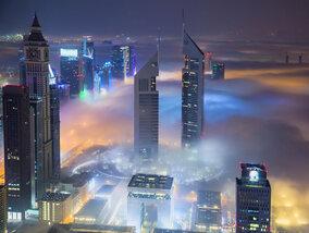 Torenhoog in Dubai