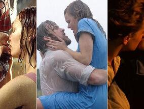 De 10 beste filmkussen aller tijden