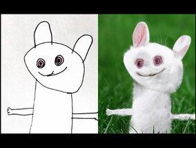 Wat als de wereld er zou uitzien zoals een zesjarige hem tekent?