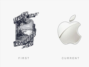 Logo's van bekende bedrijven kunnen al eens veranderen