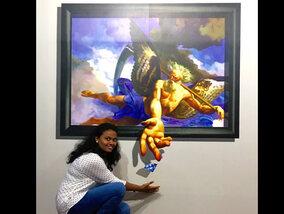 Bijzondere kunst in het selfiemuseum
