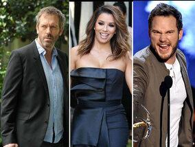 De nieuwe sterren op de Hollywood Walk of Fame