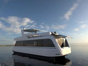 De meest luxueuze woonboot ter wereld