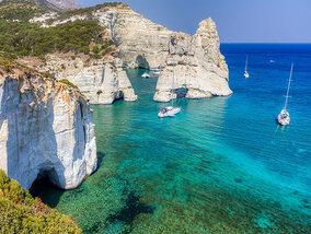 À la découverte des îles grecques mythiques