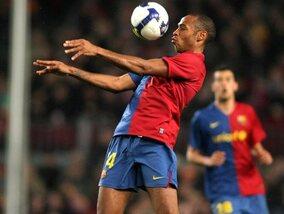 Thierry Henry, portrait d'un joueur en or