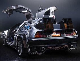10 voitures de fiction que tout le monde aimerait conduire