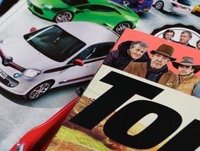 10 onvergetelijke Top Gear-momenten