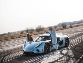 Sportieve droomauto's op het Dream Cars Salon