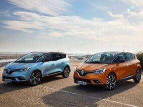 Maak kennis met de nieuwe Renault Grand Scenic en Scenic