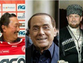11 gekke voetbalvoorzitters