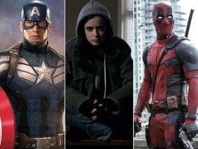 De meest spraakmakende helden uit het universum van Marvel